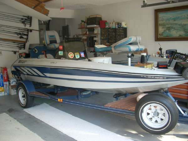 Winner Boats 900 Alpha II
