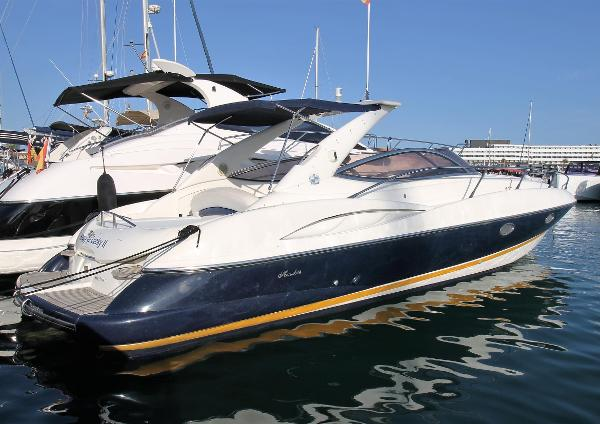 Sunseeker Superhawk 34 Sunseeker Superhawk 34