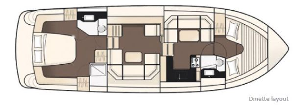 Dinette Layout