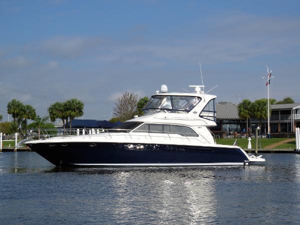 2004 sea ray 480 sedan bridge panama city florida for Used boat motors panama city fl