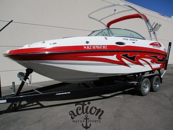 MB B52 Sport deck