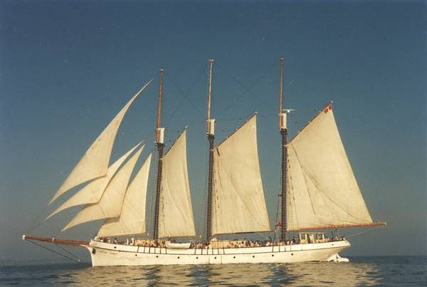 Custom Schooner Tall Ship