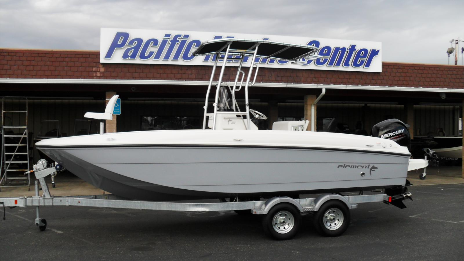 Bayliner Element F21-Mercury 150hp