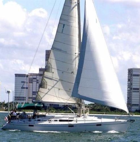 Beneteau 430 Oceanis