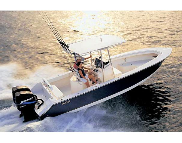 Sea Craft 25 Open Fisherman Manufacturer Provided Image