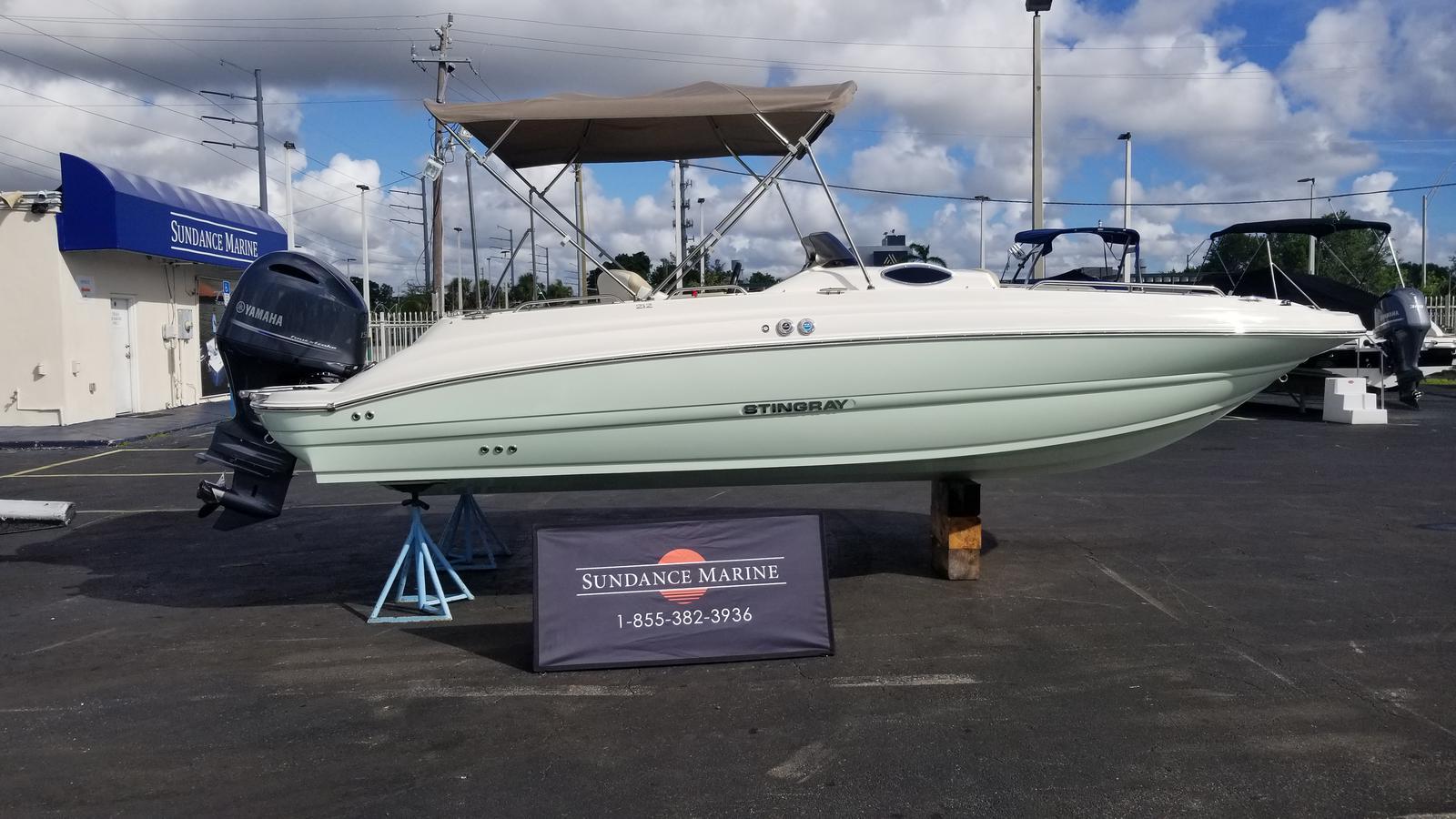 Stingray 212SC