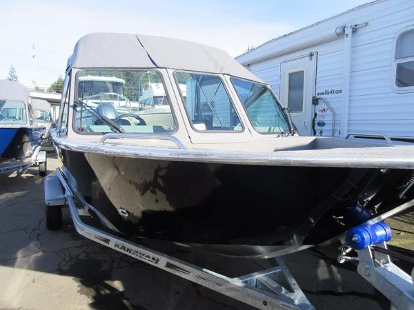 Rh Boats 20' Coastal XB