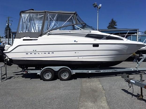 Bayliner 265 Cabrio