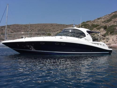 Sea Ray 455 Sundancer HT Sea Ray 455 Sundancer HT - Open Motor Yacht