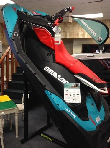 Sea-Doo SPARK® TRIXX™ 2-up Rotax 900 HO ACE