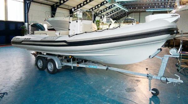 Joker Boat Clubman 22' Joker Boat Clubman 22' 2010