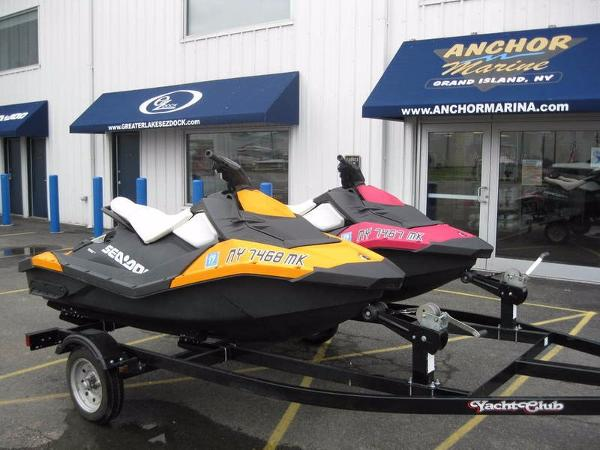 Sea-Doo Spark 2up ROTAX® 900 ACE™ Convenience Package