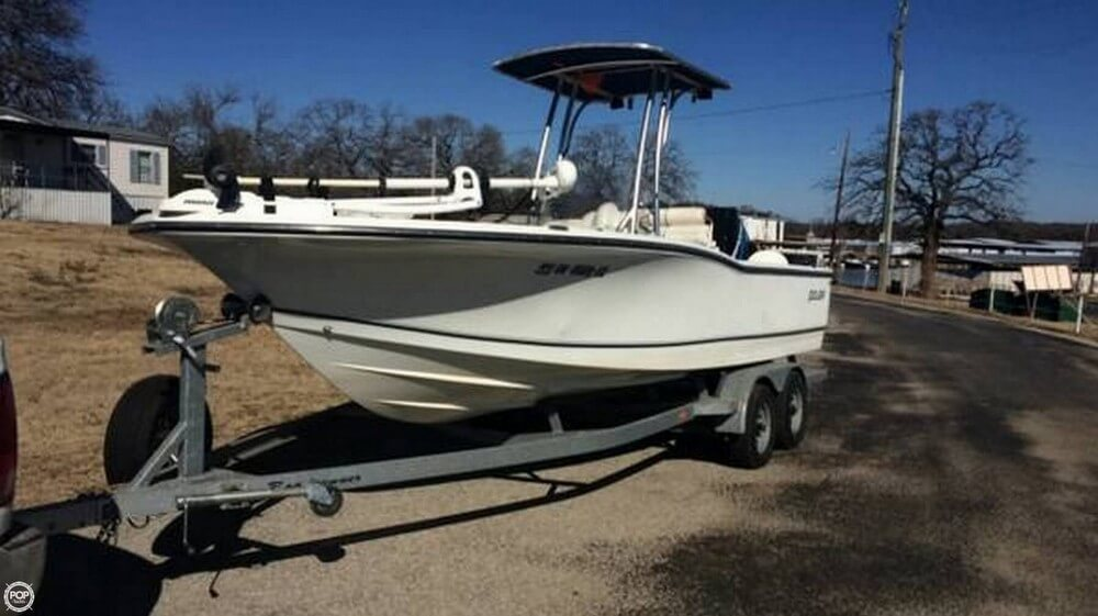 Polar Boats 2300 Cc 2004 Polar 2300 CC for sale in Yukon, OK