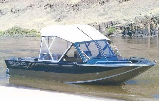 Custom Weld 19 Viper II Manufacturer Provided Image