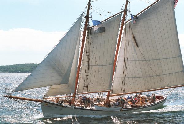 Gloucester Fishing Schooner