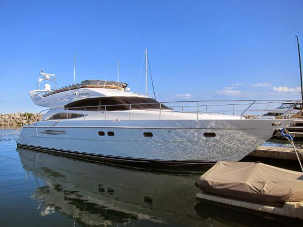 Princess 61 Motor Yacht Profile
