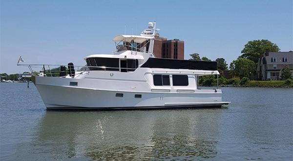 Ocean Alexander Classico Trawler