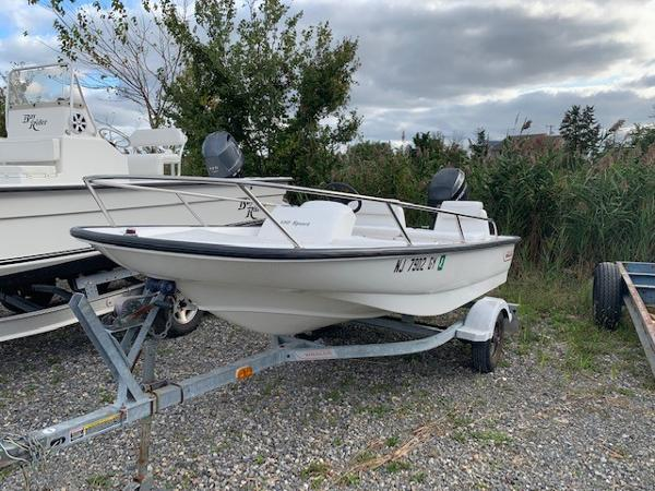 Boston Whaler 130 Sport Bow View
