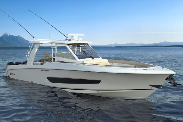 Boston Whaler 420 Outrage Manufacturer Provided Image: Manufacturer Provided Image