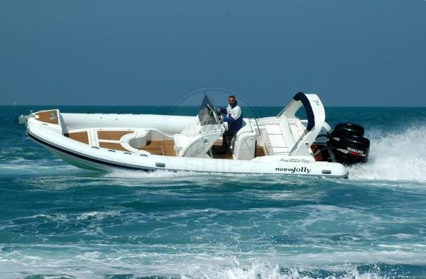 Nuova Jolly Marine King Extreme 820 NUOVA JOLLY MARINE - KING EXTREME 820 - exteriors