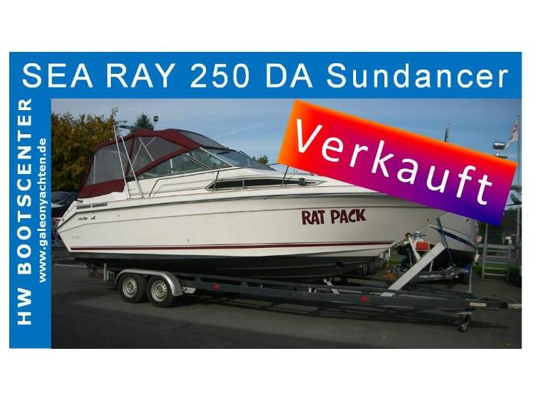 Sea Ray Sea Ray  250 DA Sundancer