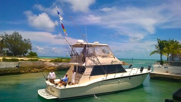 Hatteras Sportfish Profile