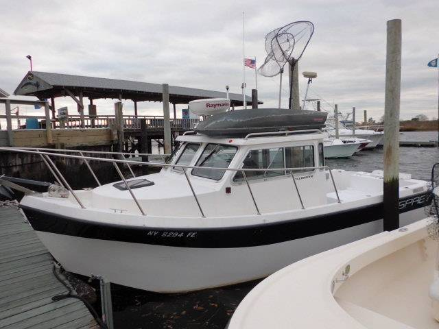Osprey Pilothouse Fisherman