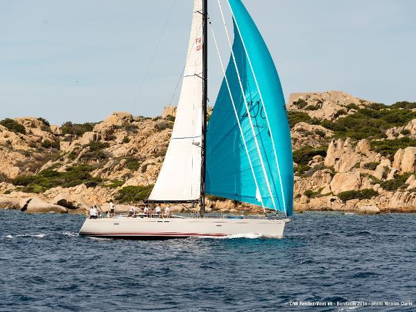 CNB BORDEAUX 60 Sailing