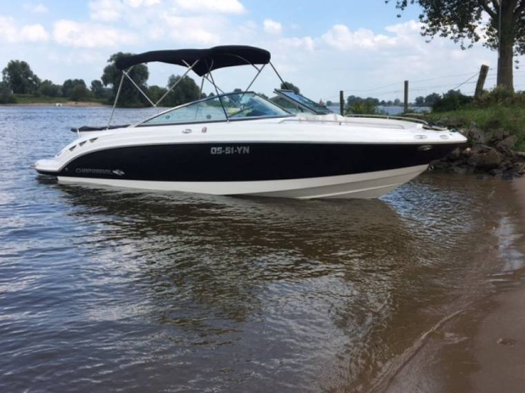 Chaparral Boats Chaparral 236 SSX Duoprop!