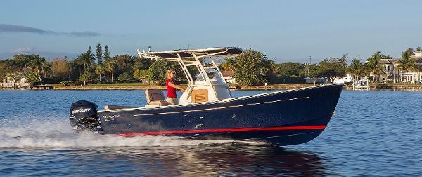 Vanquish 23 CC Bristol Harbor Series