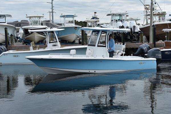 Sea Hunt 25 BX FS