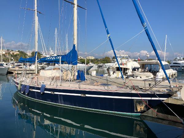 Custom Idsea boatyard 60'