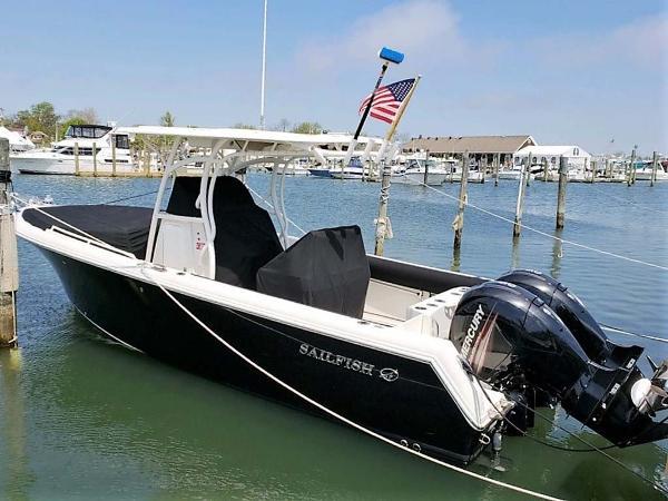 Sailfish 270 CC Profile