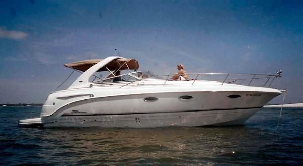 Chaparral 330 Signature Profile - Main
