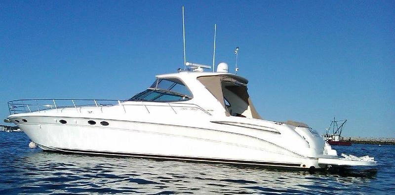 Sea Ray 540 Sundancer 2001 Sea Ray 540 Sundancer
