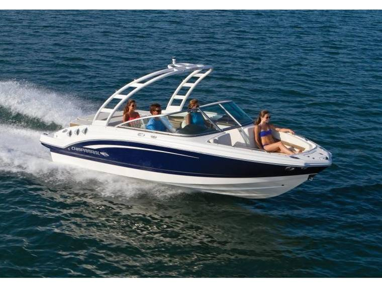 Chaparral Boats Chaparral 216 SSI