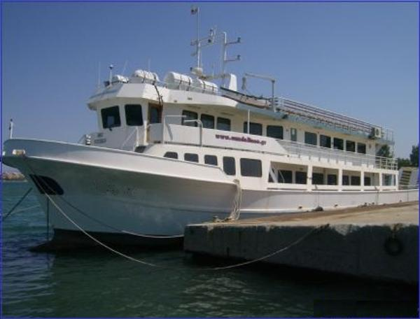 ron-ka yachting co. ltd Passnger Boat Ferry On the water