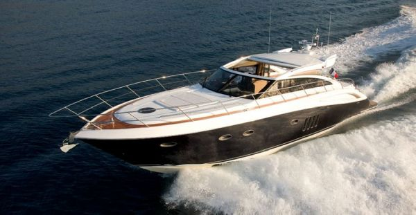 Princess V62 Manufacturer Provided Image: Princess V62