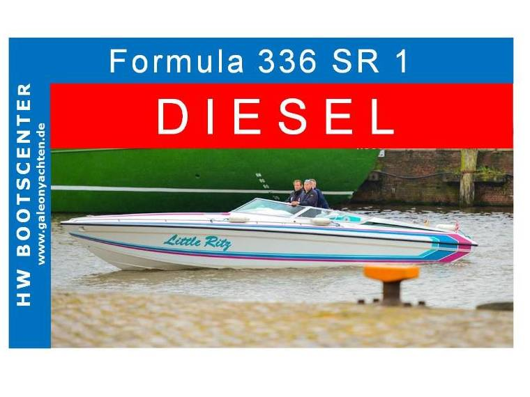 Formula (USA) - 336 SR 1 DIESEL