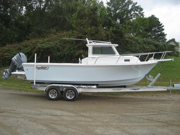Parker 2320 SL Sport Cabin, 34056