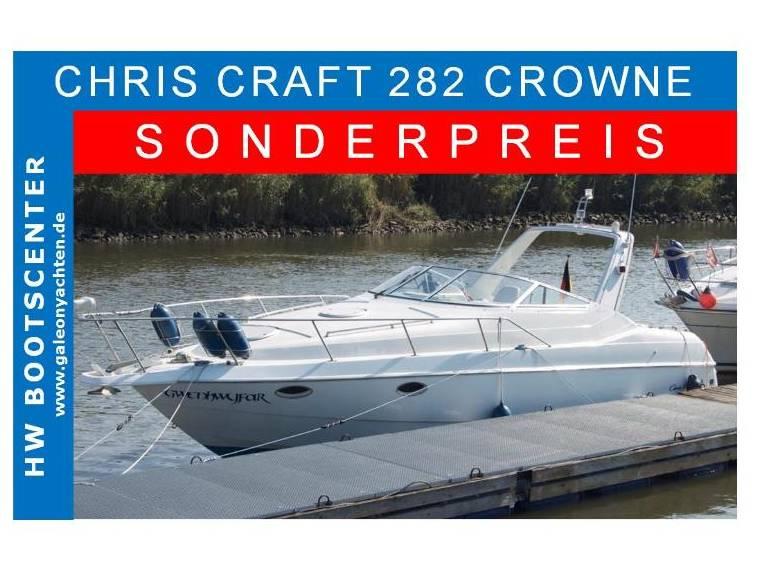 Chris-Craft Chris Craft USA  282 Crowne SONDERPREIS