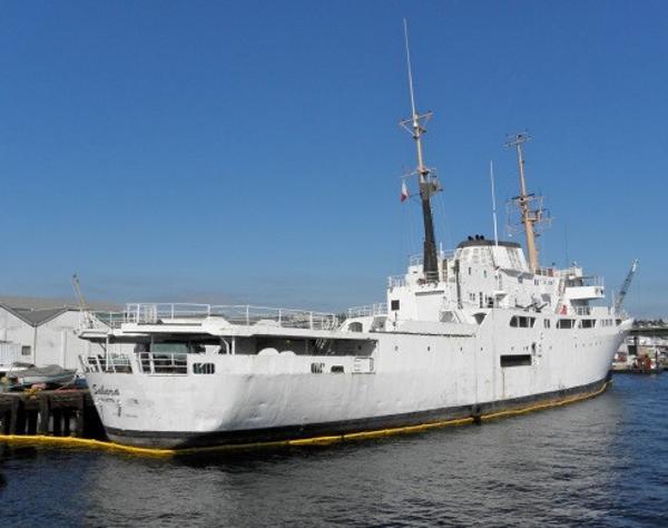 Aerojet-General Ex Oceanographer