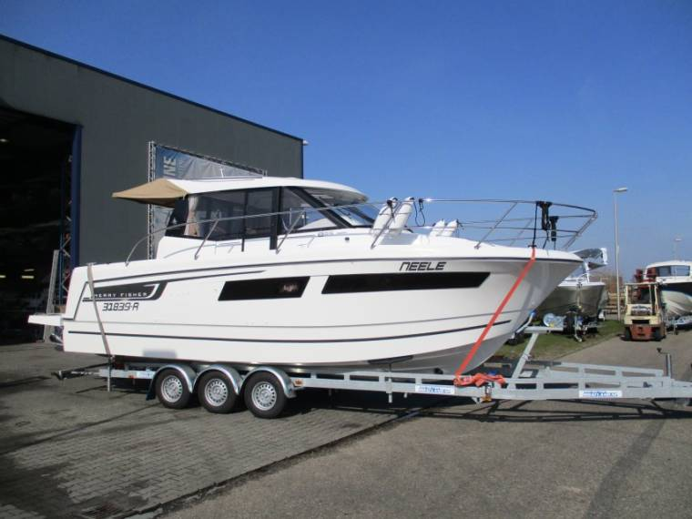 Jeanneau Jeanneau 895 Merry Fisher 855