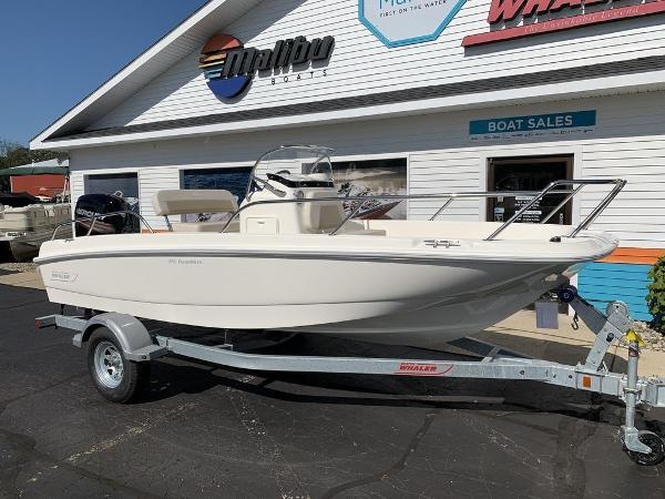 Boston Whaler 170 Dauntless