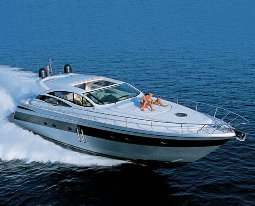 Pershing 62 Manufacturer Provided Image: Cruising