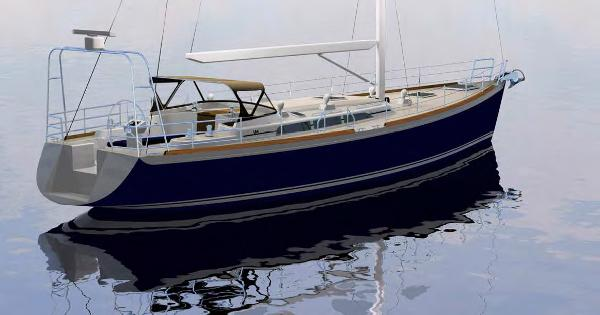 Lyman Morse LM 55 - Seguin Series