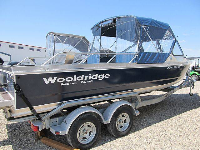 Wooldridge 23 ss offshore