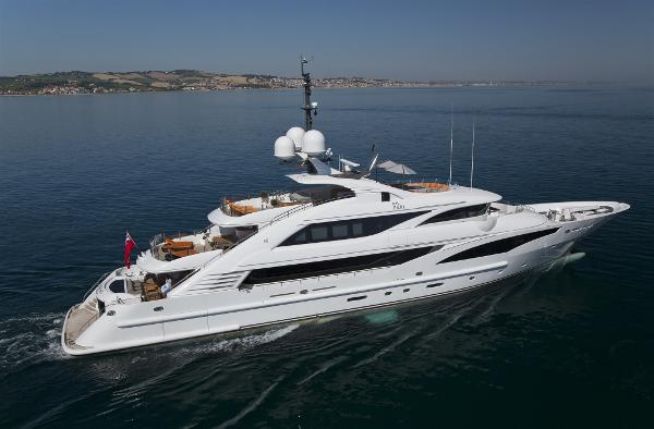 ISA Yachts 50m CLASSIC