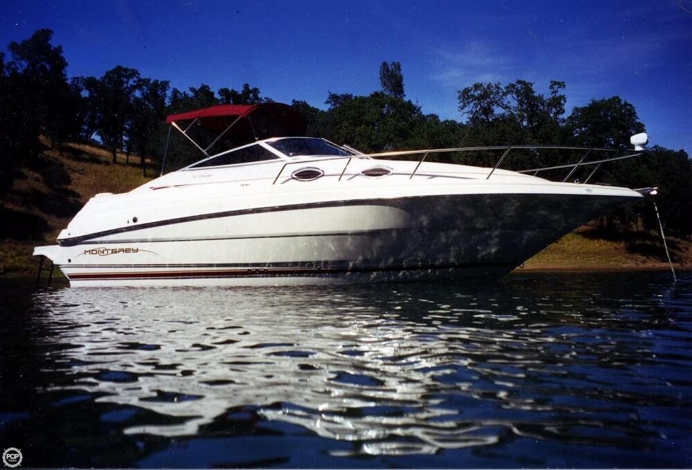 Monterey 262 Cruiser 2000 Monterey 262 Cruiser for sale in Conroe, TX