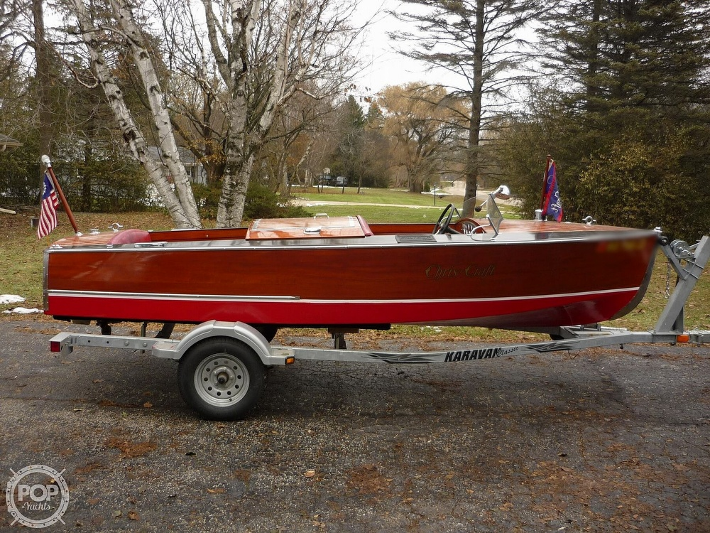 Chris-Craft Model 300 Deluxe Runabout 1932 Chris-Craft Model 300 Deluxe Runabout for sale in Mequon, WI